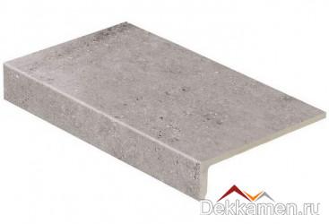 """Stroeher ступень простая """"Loft"""" Gravel Blend 962 grey (4817)"""