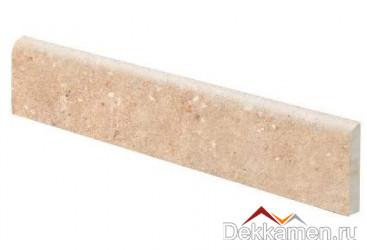 Stroeher плинтус Gravel Blend 961 brown (8102), длина 29,4 см