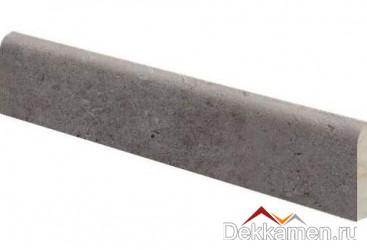 Stroeher плинтус Gravel Blend  963 black (8102), длина 29,4 см