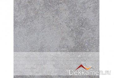 Stroeher ступень простая с насечками Roccia 840 grigio (8131)