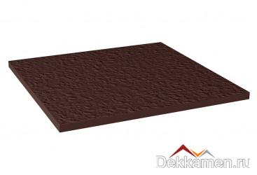 Paradyz Плитка клинкерная  Natural Brown Duro структурная