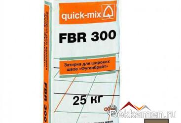 """FBR 300 Затирка для швов """"Фугенбрайт"""", серебристо-серый"""