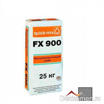 Плиточный клей, высокоэластичный FX 900