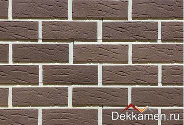 """Фасадный камень Каньон """"Клинкер"""" цвет №20 основа 3"""