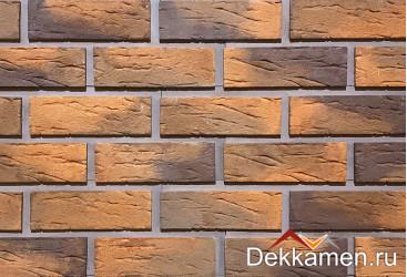"Фасадный камень Каньон ""Клинкер"" цвет №30"