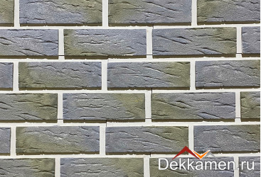 "Фасадный камень Каньон ""Клинкер"" цвет №47"