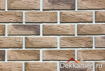 "Фасадный камень Каньон ""Клинкер"" цвет №48"
