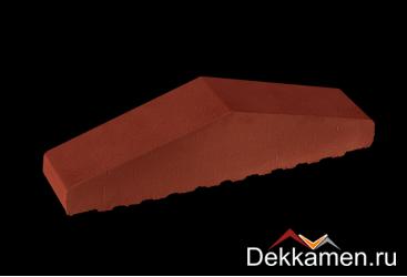 Профильный кирпич полнотелый King klinker, note of cinnamon 06