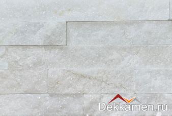 Натуральный камень Pharaon панель Кварцит белый