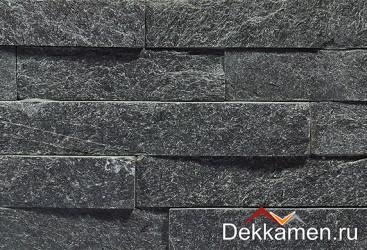 Натуральный камень Pharaon панель Кварцит черный