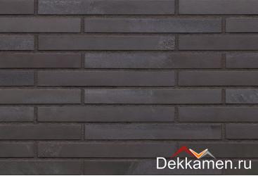 Клинкерная плитка LF05 Black heart, ригельный формат