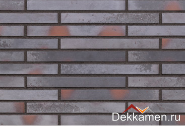 Клинкерная плитка LF06 Argon wall, ригельный формат