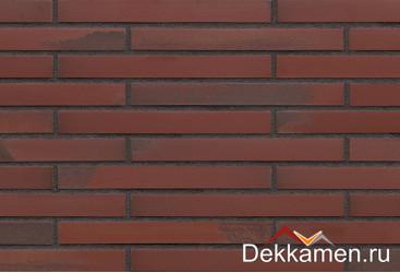 Клинкерная плитка LF16 Red zeppelin, ригельный формат
