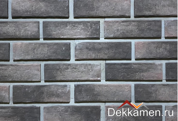 "Фасадный камень Каньон ""Мюнхенский кирпич"" цвет №28"