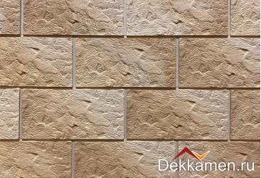 """Фасадный камень Каньон """"Песчаник"""" цвет №68"""