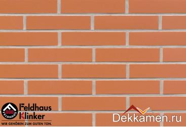 Клинкерная плитка R220 terracotta liso, 240х52х9 мм