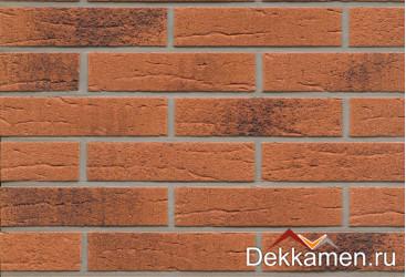 Клинкерная плитка R228 terracotta rustico carbo, 240х52х9 мм
