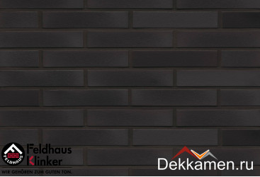 R509NF14 geo ferrum liso Feldhaus Klinker, толщина 40 мм