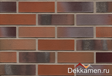 R560NF14 carbona carmesi colori Feldhaus Klinker, толщина 40 мм
