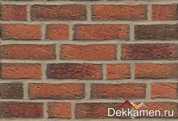 R687NF14 sintra terracotta linguro Feldhaus Klinker, толщина 40 мм