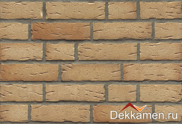 R696NF14 sintra crema duna Feldhaus Klinker, толщина 40 мм
