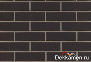 R700NF9 anthracit liso Feldhaus Klinker, толщина 80 мм