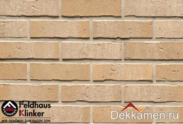 R733NF14 vascu crema pandra Feldhaus Klinker, толщина 60 мм