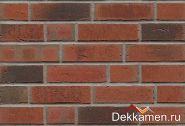 Клинкерная плитка R752 vascu ardor carbo, 240х71х14