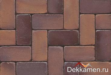 PK04SG Rotbraun-bunt_gerumpelt, 52 мм