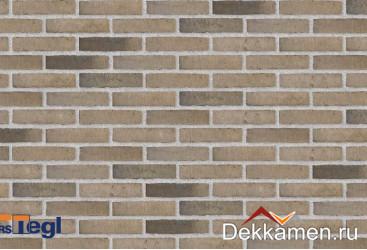 RT517 UNIKA/SPEZIALFARBEN Graugedampft Delfi Handstrichziegel, 228*108*54 мм полнотелый