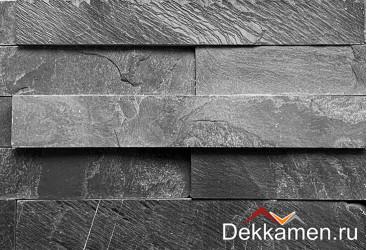 Натуральный камень Pharaon панель Сланец черный