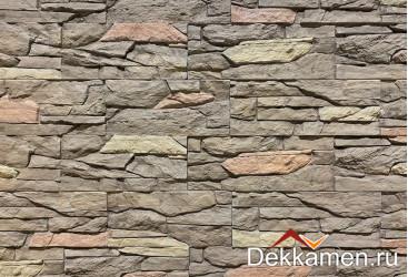 "Фасадный камень Каньон ""Сланец"" цвет №С52"