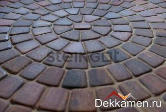Steingot мультиформат 60мм Color Mix  Классика круговая Блэнд