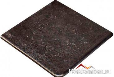 Exagres Ступень угловая Metalica Basalt